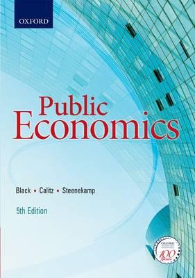 Public Economics (Paperback)