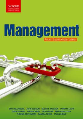 Management 4th South African edition (Paperback)