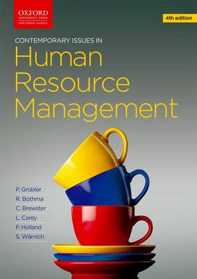 Contemporary Issues in Human Resource Management (Paperback)