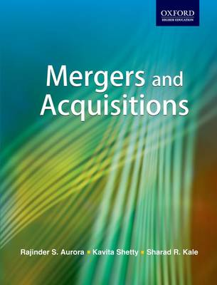 Mergers and Acquisitions (Paperback)