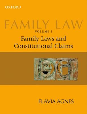 Law, Justice, and Gender: Family Law and Constitutional Provisions in India (Paperback)