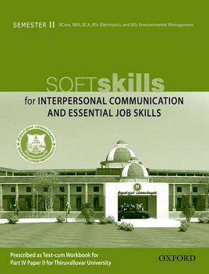 Soft Skills For Interpersonal Communication (Paperback)