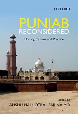 Punjab Reconsidered: History, Culture, and Practice (Hardback)