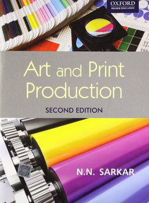 Art and Print Production (Paperback)