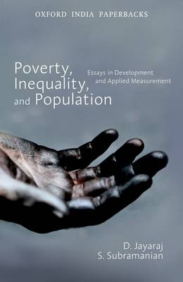 Poverty, Inequality, and Population: Essays in Development and Applied Management (Paperback)