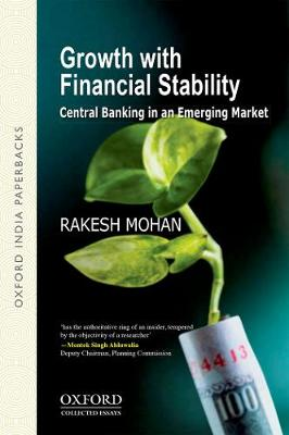Growth with Financial Stability: Central Banking in an Emerging Market (Paperback)