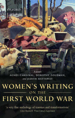 Women's Writing on the First World War (Paperback)