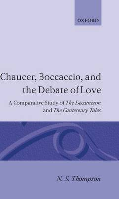 chaucer boccaccio Chaucer's clerk's tale and boccaccio's decameron x10 jessica harkins many readers find that chaucer's clerk's tale profoundly critiques petrarch's methods of translation, but hesitate to claim that chaucer knew the text.