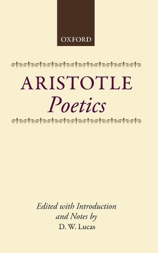 Poetics - Clarendon Paperbacks (Paperback)