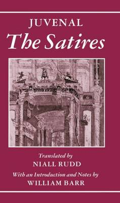 The Satires - Oxford World's Classics (Hardback)