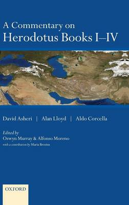 A Commentary on Herodotus Books I-IV (Hardback)