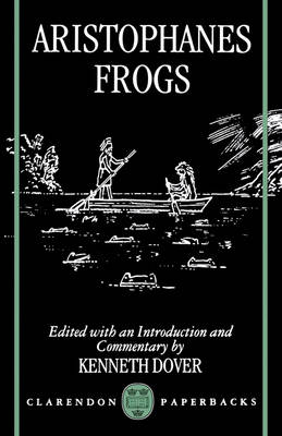 Aristophanes: Frogs (Paperback)