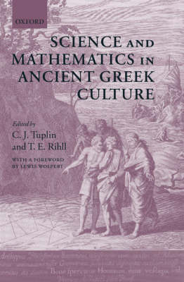 Science and Mathematics in Ancient Greek Culture (Hardback)