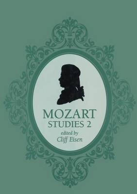 Mozart Studies 2 (Hardback)