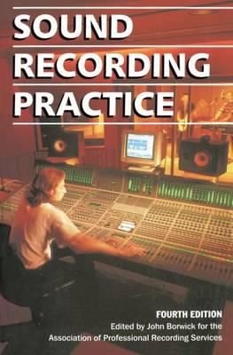 Sound Recording Practice (Paperback)