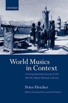 World Musics in Context (Hardback)