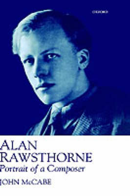 Cover Alan Rawsthorne: Portrait of a Composer