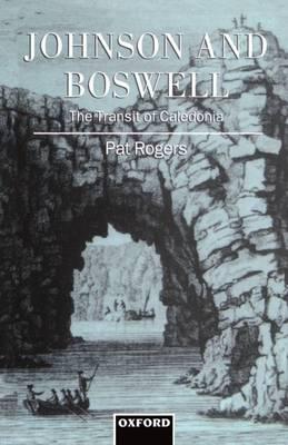 Johnson and Boswell: The Transit of Caledonia (Hardback)
