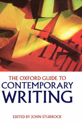 The Oxford Guide to Contemporary Writing (Hardback)