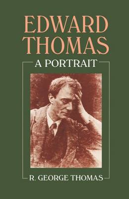 Edward Thomas: A Portrait (Hardback)