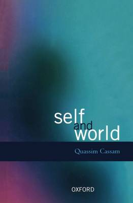 Self and World (Hardback)