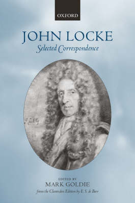 John Locke: Selected Correspondence (Hardback)