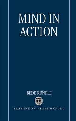 Mind in Action (Hardback)