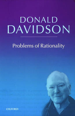 Problems of Rationality (Paperback)