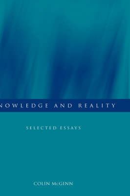 Knowledge and Reality: Selected Essays (Hardback)