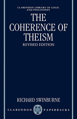 The Coherence of Theism (Paperback)
