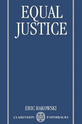 Equal Justice (Paperback)