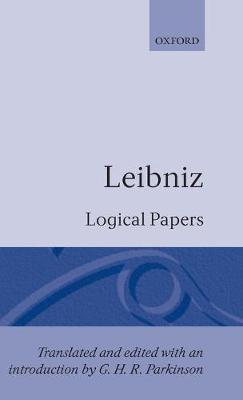 Logical Papers (Hardback)