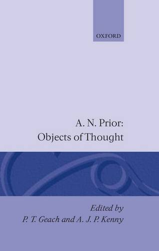 Objects of Thought (Hardback)