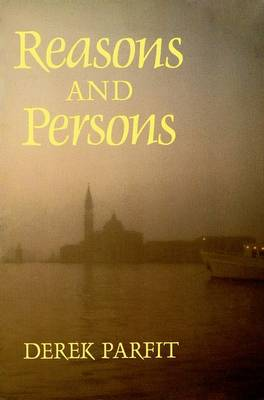 Reasons and Persons (Paperback)