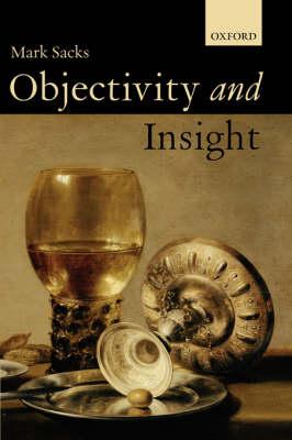 Objectivity and Insight (Hardback)