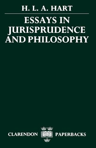 Essays in Jurisprudence and Philosophy (Paperback)