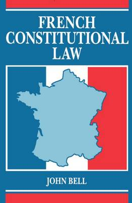 French Constitutional Law (Paperback)