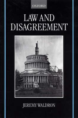 Law and Disagreement (Hardback)