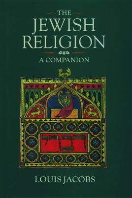The Jewish Religion: A Companion (Hardback)