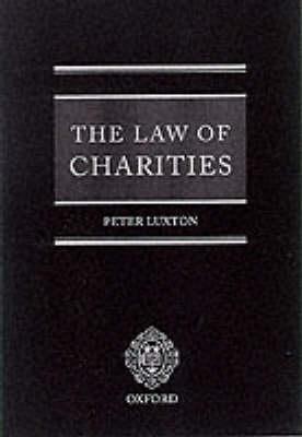 The Law of Charities (Hardback)