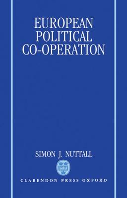 European Political Co-operation (Hardback)