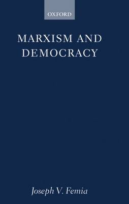 Marxism and Democracy (Paperback)