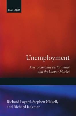 Unemployment: Macroeconomic Performance and the Labour Market (Paperback)