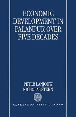 Economic Development in Palanpur over Five Decades (Hardback)