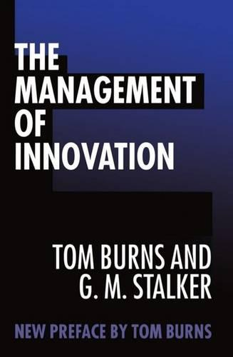 The Management of Innovation (Paperback)