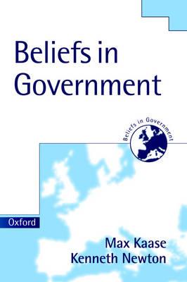 Beliefs in Government - Beliefs in Government 5 (Paperback)