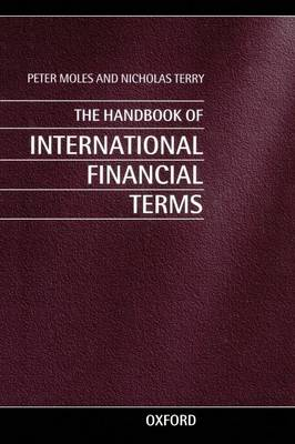 Handbook of International Financial Terms (Paperback)