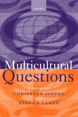 Multicultural Questions (Hardback)