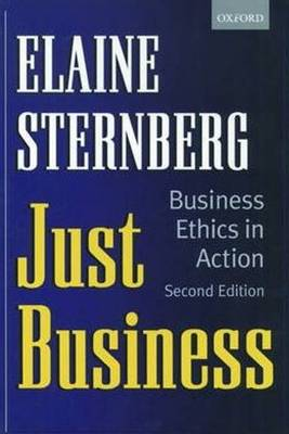 Just Business: Business Ethics in Action (Hardback)