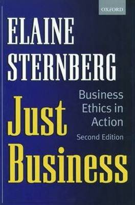 Just Business: Business Ethics in Action (Paperback)